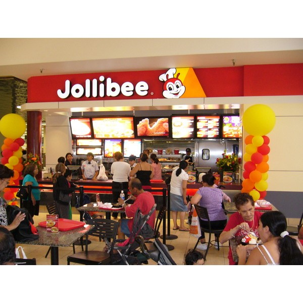 Jollibee Fast Food Chain Stores Everstrong Construction Inc